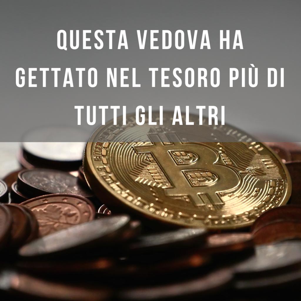 XXXII Domenica del Tempo Ordinario (Anno B)